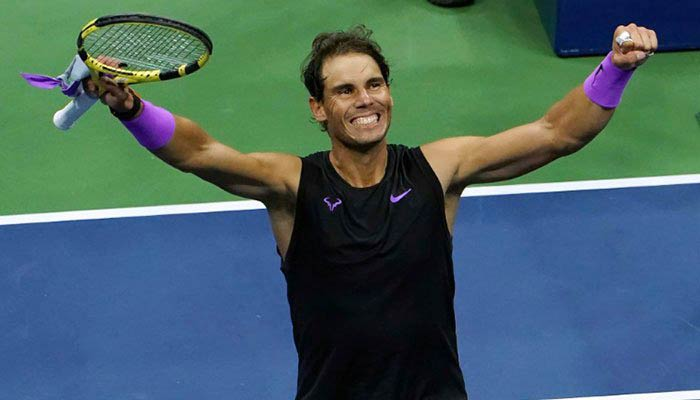 Rafael Nadal Qualifies For US Open Final