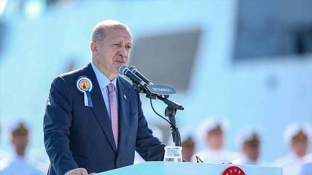 Erdogan Vows To Continue Raising Kashmir Issue
