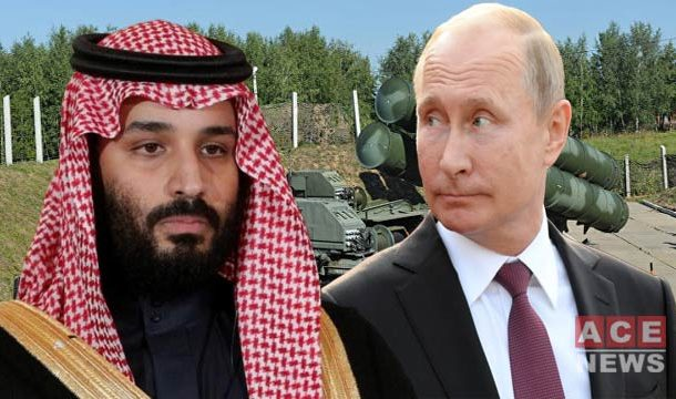 Russia Offers Saudi Arabia Missile Defense After Attack