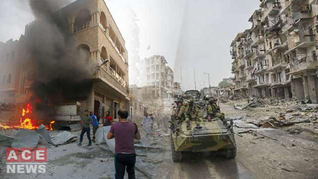Russia Registers 34 Ceasefire Violations in Syria