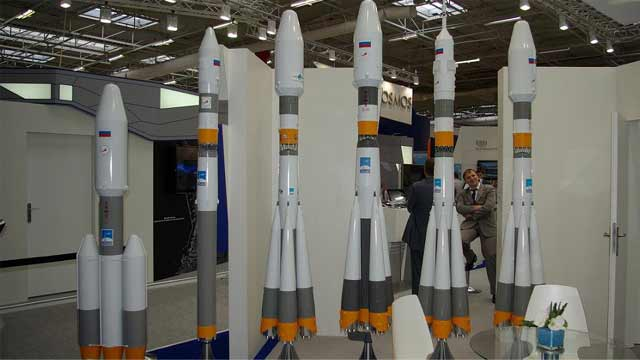 Russian New Rockets to Go Toe-to-Toe With US On Launch Market