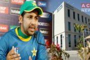 Sarfraz Urges ICC to Support International Cricket in Pakistan
