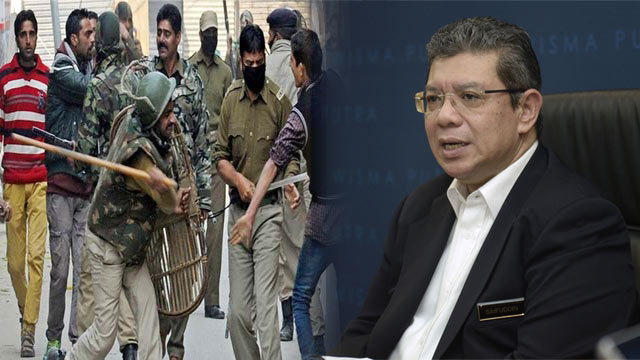 Malaysia Voices Concerns Over HR Violations in Kashmir