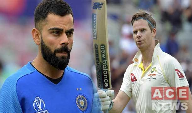 Smith Overtakes Kohli to Secure Top Position In Test Ranking