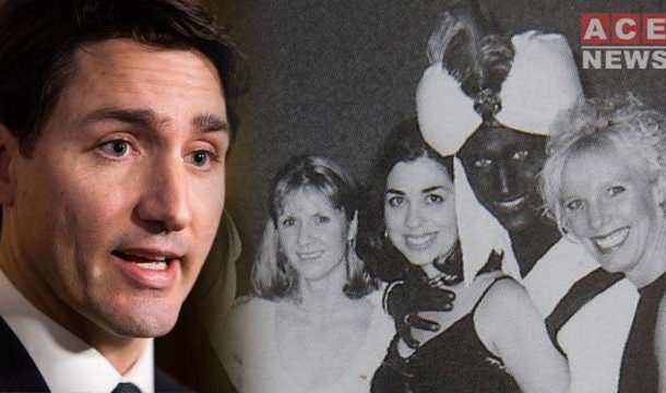 Trudeau Deeply Apologizes for Brown Face Makeup