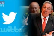 Twitter has Blocked Accounts of Castro and Cuban Media