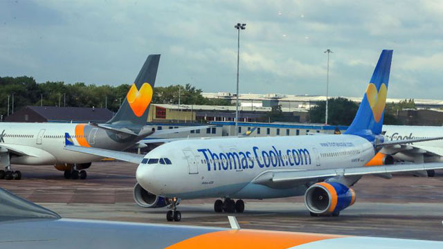 UK Travel Giant Thomas Cook Collapses