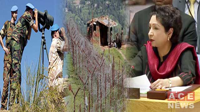 IOK: Pakistan Calls For Strengthening UN Military Observer Group