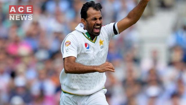 Wahab Riaz Decides Indefinite Break From Test Cricket