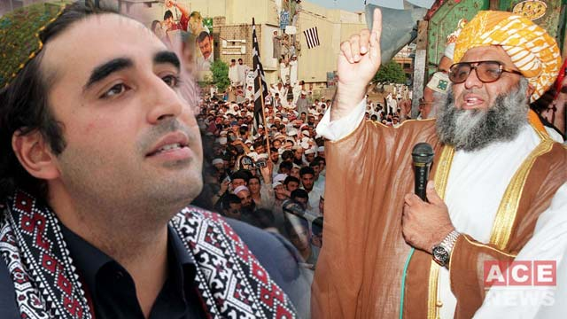Why PPP reluctant to join JUI-F led long march and sit-in?