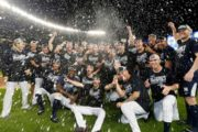 Yankees Clinch First Al East Title Since 2012