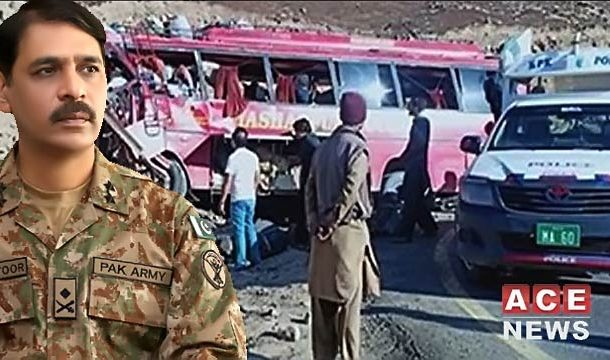 10 PAK Army Soldiers Among 26 Dead in Babusar Pass Accident
