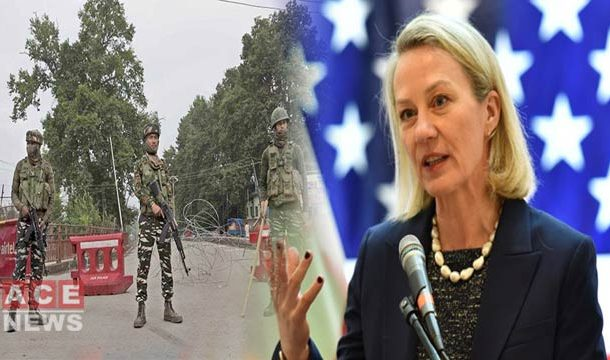 US Presses India To Quickly Ease Restrictions in Kashmir