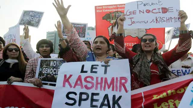 AI Launches Global Campaign Slamming Communication Blackout in IOK