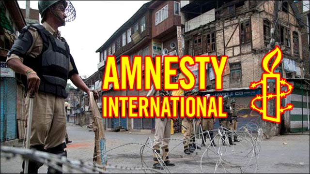Amnesty Suspends Indian Operations Due to Govt 'Witch Hunt'