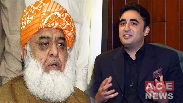 Bilawal Ditches Fazal Ur Rehman, Decides Not to Join  Islamabad Lockdown