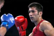 Pakistani Falcon Knocks Out Philippians Opponent in First Round