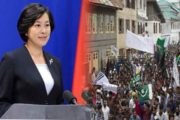 China Urges India, Pakistan To Resolve Kashmir Dispute Through Dialogue