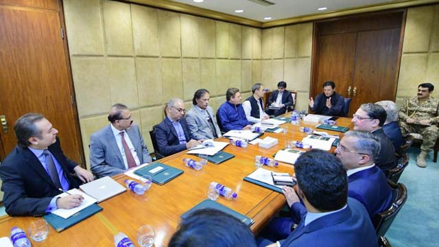 PM Khan Declares Construction Sector as Industry