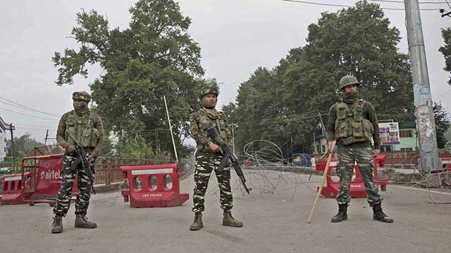 Curfew, Communication Blackout Enters 36th Day In Kashmir