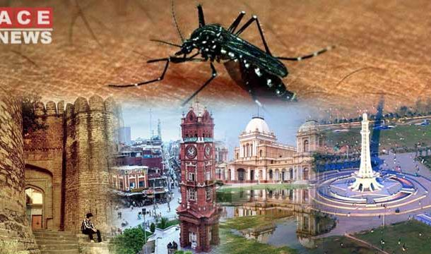 533 Suspected Patients of Dengue Fever Reported in Punjab