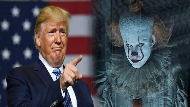 IT Chapter 2 Director Takes a Dig at Trump, Compares Him With 'Pennywise'