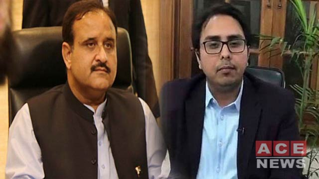 CM Punjab Spokesperson Shehbaz Gill Resigns From His Post