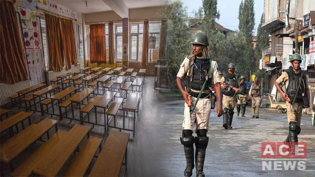 Kashmir Crisis Leaves Worst Impact on Education of Kashmiri Students