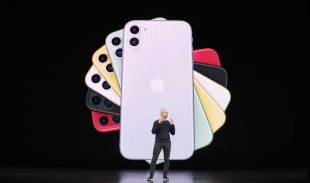 Apple Declares Price War On Netflix, Disney By Launching Cheaper iPhone 11