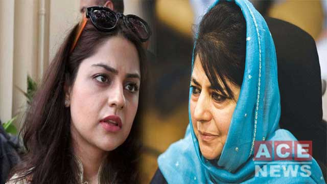Mehbooba Mufti's Daughter Moves Indian SC Against Detention of Her Mother
