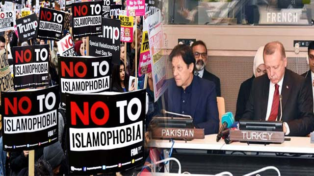 PM Khan Rejects Attempts To Equate Islam With Terrorism