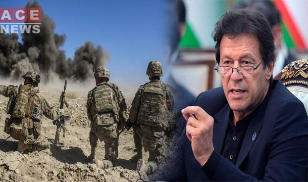 Joining US war Against Terrorism Was a Big Blunder: PM Imran