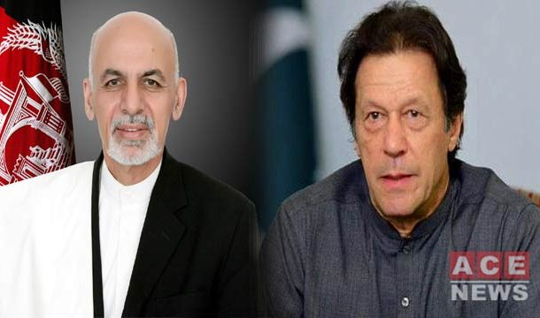 PM Khan Dials Ghani, Condemns Terrorist Attack On His Rally