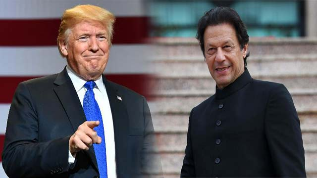 First Important Meeting Between Imran, Trump Today