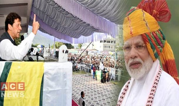 Only a Coward Man Can Commit Such Cruelty: PM Imran Blasts Modi