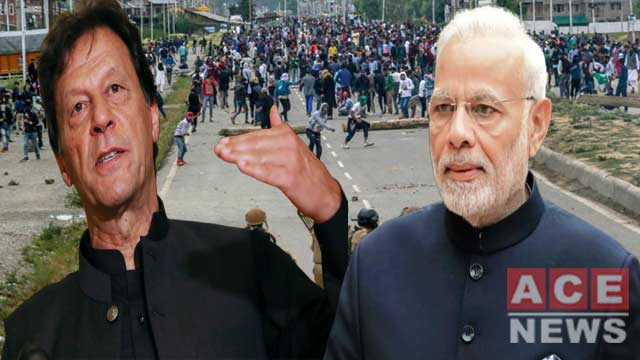Kashmir Crisis Heading Towards Major Disaster: PM Imran Warns