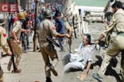 Curfew In Kashmir Enters Consecutive 41st Day Today