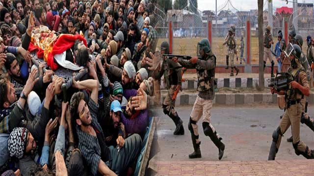 Indian Troops' Torture Claims Another  Life In Kashmir