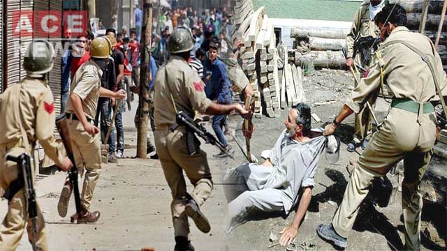 In August, 16 Kashmiris Martyred in India's State Terrorism