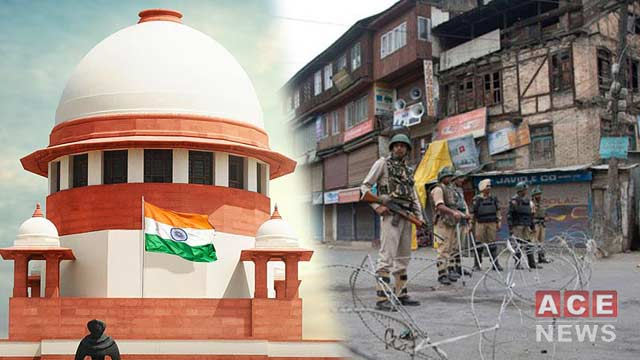 Indian Supreme Court Orders to Lift Curfew From Kashmir