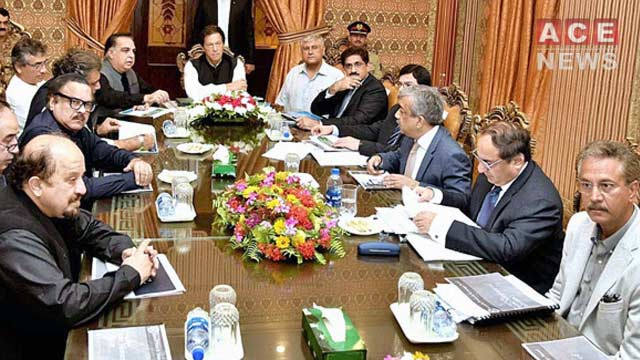 PM Imran Constitutes High Level Committee To Solve Karachi Problems