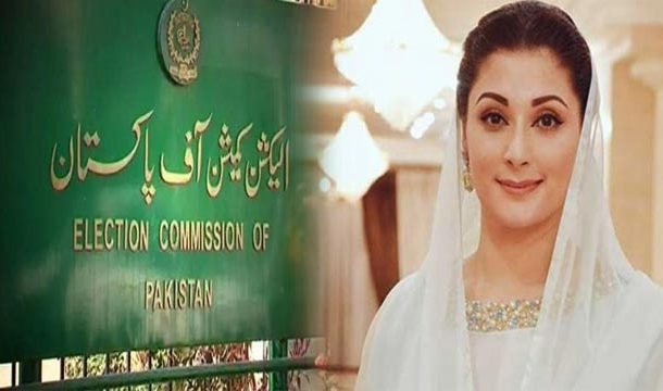 ECP Reserves Verdict on Plea Against Maryam's Party Post