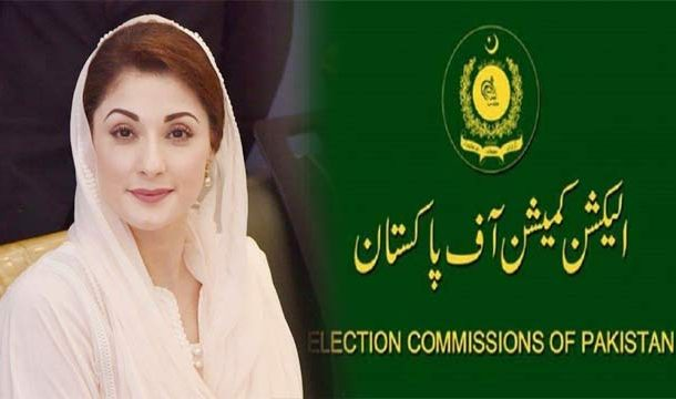 ECP Announces Decision on Plea Against Maryam Nawaz
