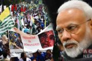 US Court Summons Modi For HR Violations in Kashmir