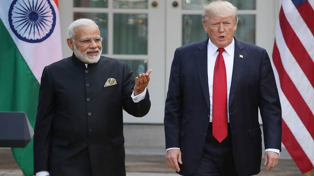 Trump to Join Modi's Massive Rally in Houston?