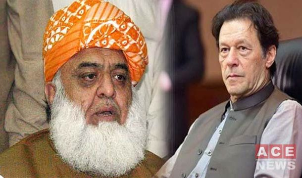 Maulana Fazal Committed to Hold 'Azadi March' At Any Cost