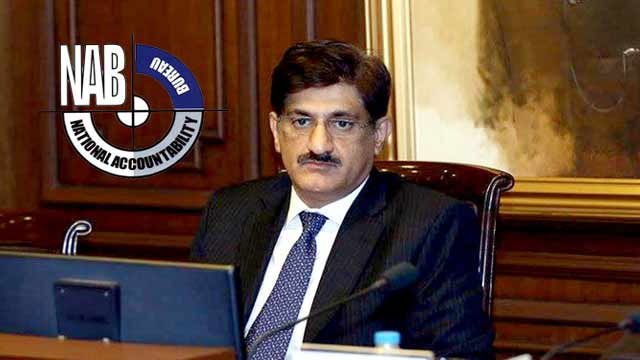 NAB Summons CM Murad Ali Shah in Fake Accounts Case