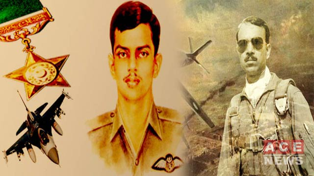 Paying Tribute to Martyrs on Pakistan Air Force Day