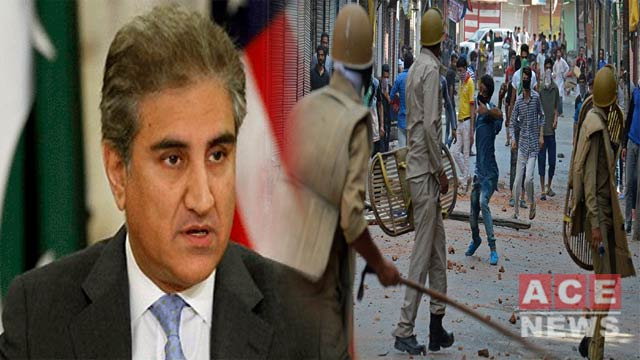 Pakistan Successfully Highlighted Kashmir Issue at Int'l Level: Qureshi