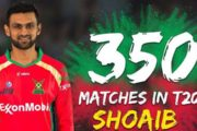 Malik Shines In Record-Breaking T20 Match